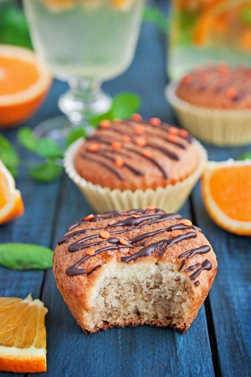 muffins cu portocale 2