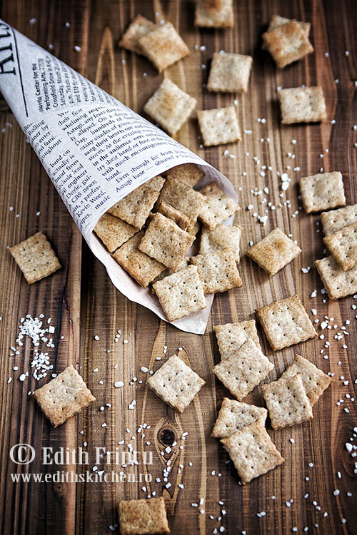 Crackers picanti
