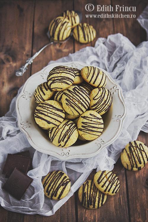 Biscuiti cu ricotta si vanilie