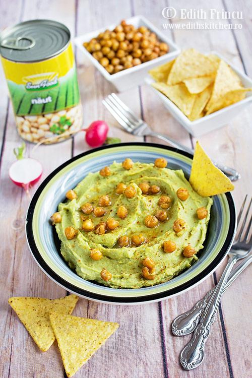 humus-cu-avocado