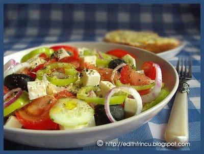 salatagreceasca1 - SALATA GRECEASCA