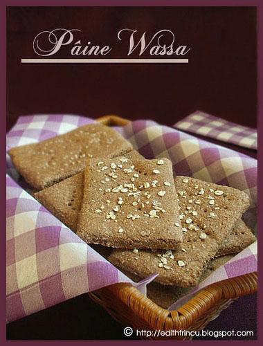 wassa 1 - PAINE WASSA