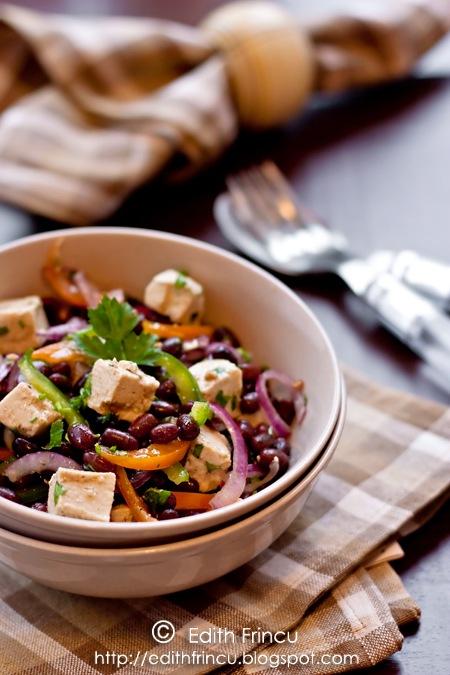salata de fasole azuki