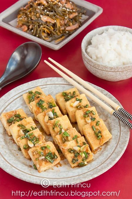 tofu in sos iute