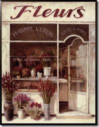 boutique des fleurs