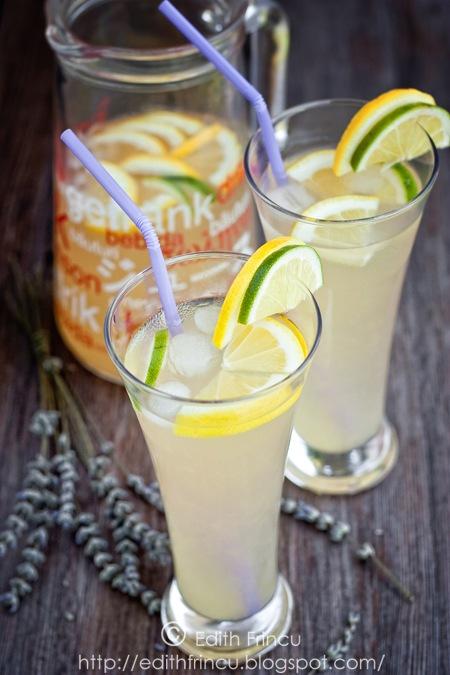 limonada252520cu252520lavanda2525201 thumb25255B425255D - LIMONADA CU LEVANTICA