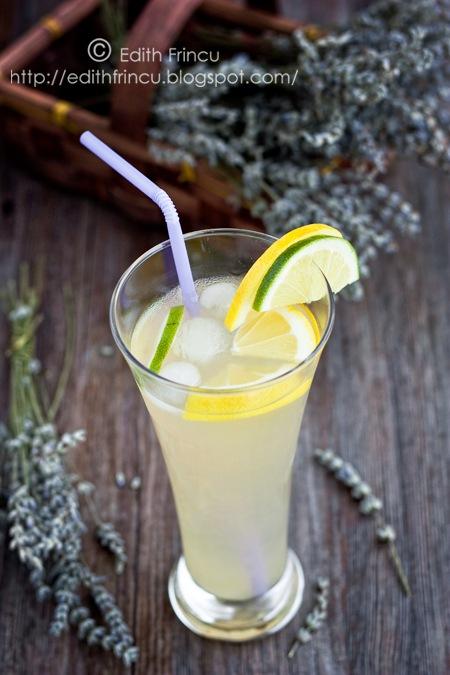 limonada252520cu252520lavanda thumb25255B325255D - LIMONADA CU LEVANTICA