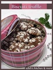 biscuiti truffle 2