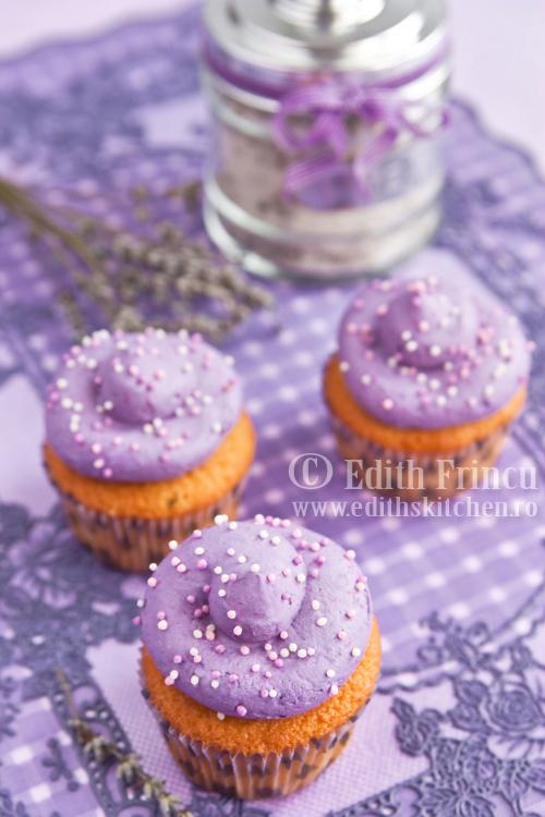 cupcakes cu levantica 2 - CUPCAKES CU LEVANTICA