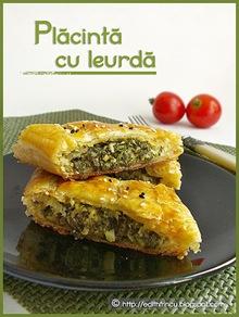 placintaculeurda6 1 - TURTITE CU LEURDA