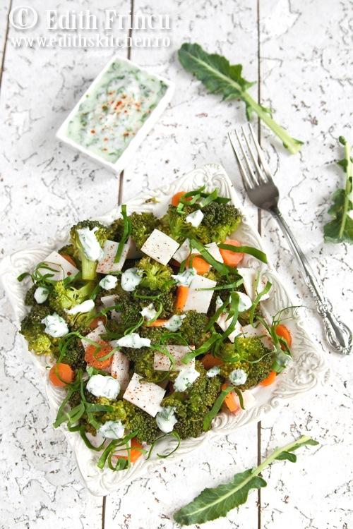 salata de broccoli 1
