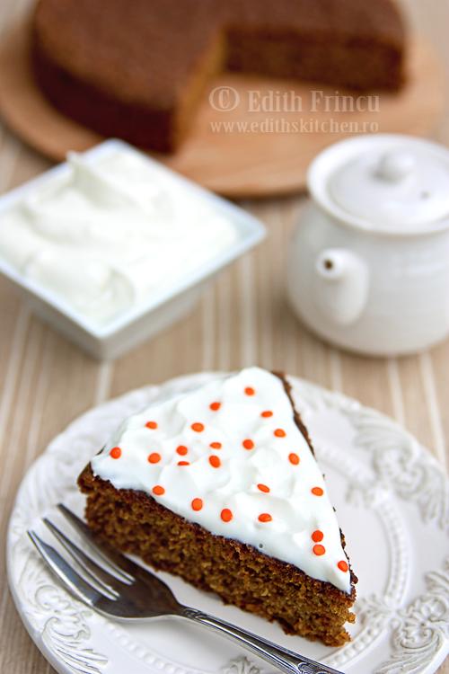 carrot cake 1 - CARROT CAKE
