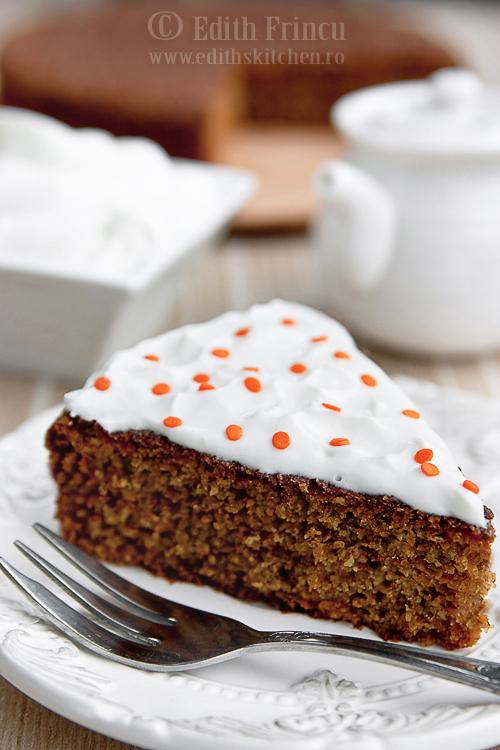 carrot cake - CARROT CAKE