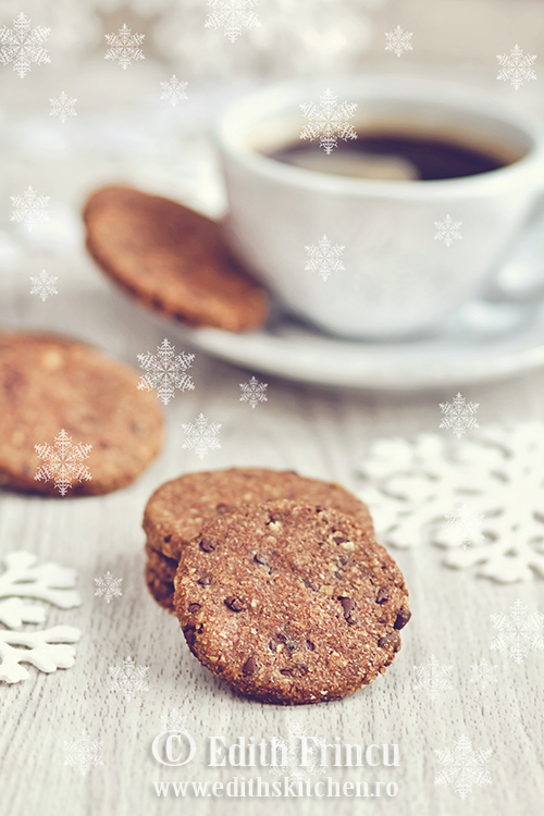 biscuiti integrali 2 - Biscuiti integrali de post