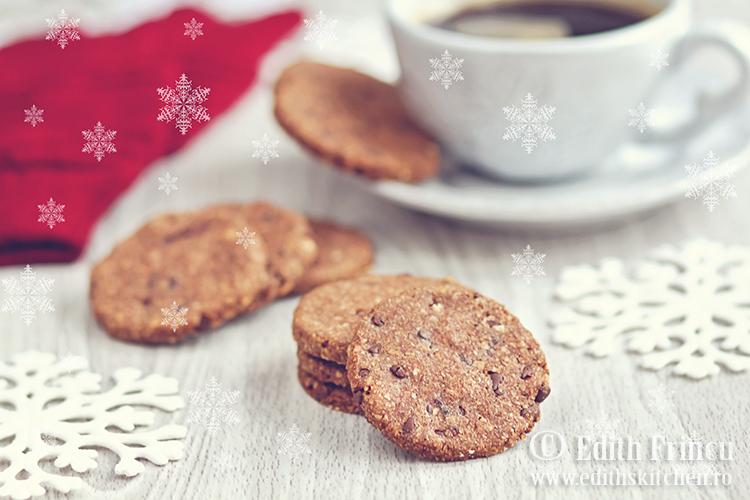 biscuiti integrali - Biscuiti integrali de post