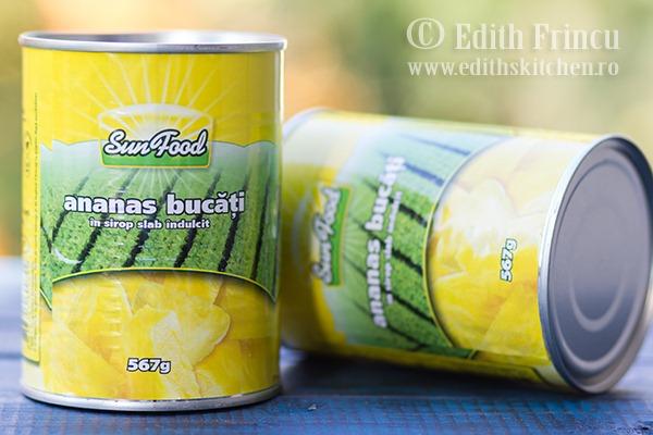 conserve252520ananas thumb25255B325255D - Sorbet de ananas