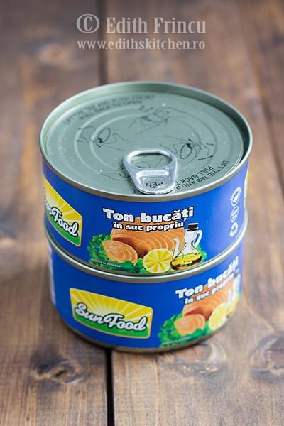 conserve252520ton thumb25255B325255D - Salata de oua cu ton