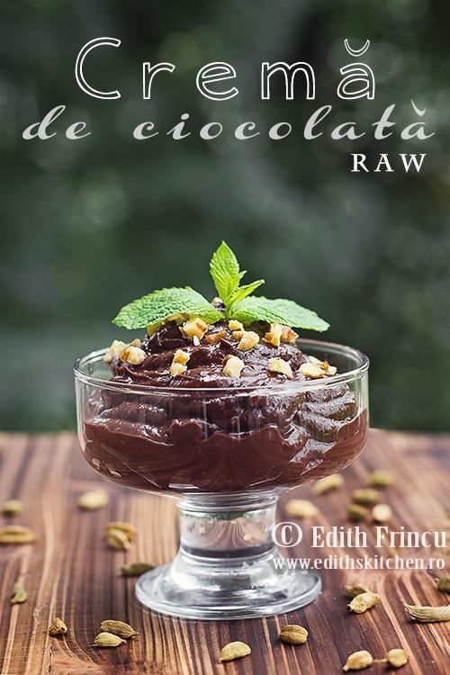 cremadecicolatacuavocado1 thumb4 1 - Crema de ciocolata raw