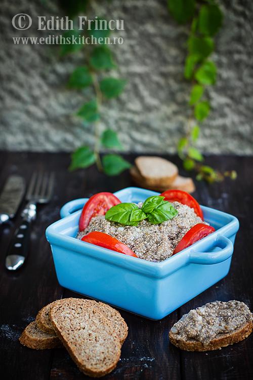 salata e icre de chia
