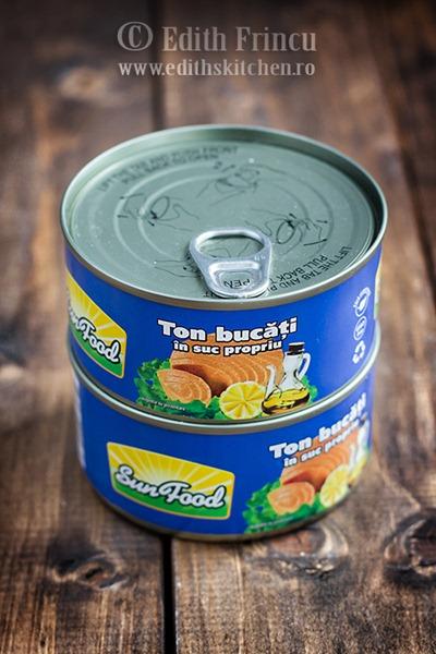 conserveton1 thumb3 1 - Salata cu spanac si ton