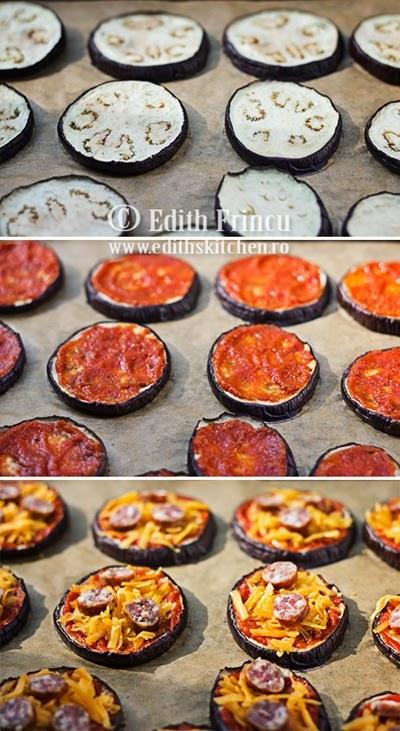vineteintava thumb4 1 - Mini pizza de vinete