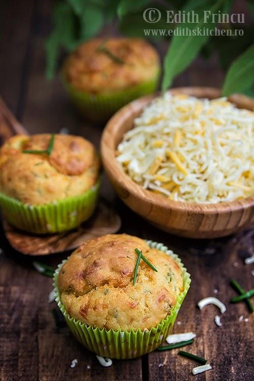 muffins cu chives 1