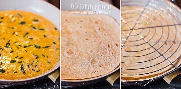 1 1 - Omleta quesadilla