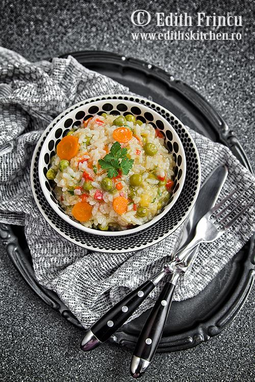 orez cu legume 2 - Orez cu legume