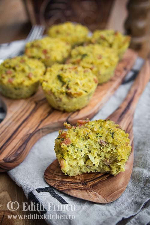 muffins cu quinoa 1 1 - Muffins aperitiv cu quinoa