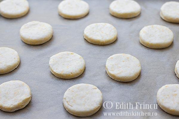biscuiti in tava