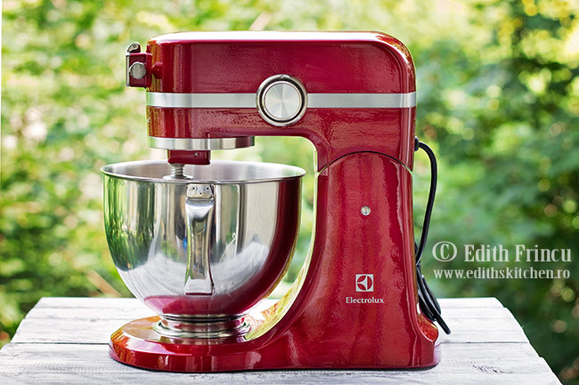Kitchen Assistant Electrolux 1 1 - Cheesecake cu capsuni