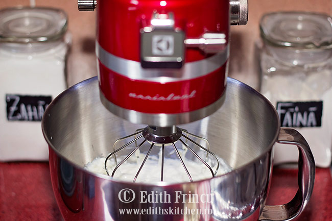Kitchen Assistant Electrolux 2 - Cheesecake cu capsuni