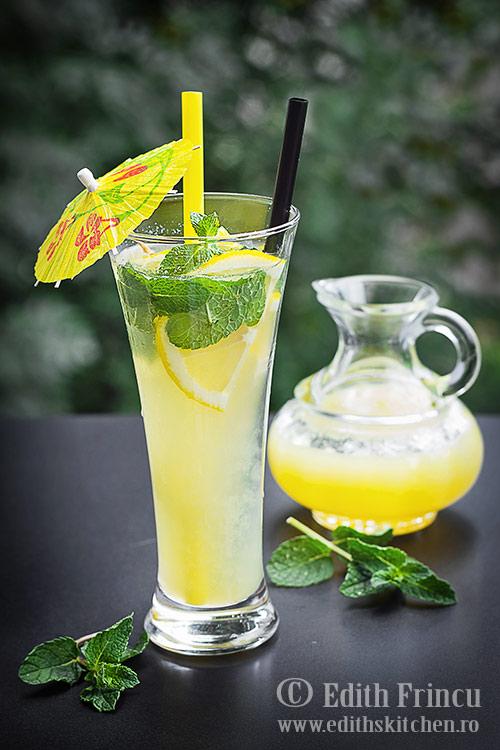 limonada cu ghimbir 2 - Limonada cu ghimbir