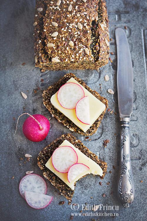 paine din seminte 1 - Paine din seminte
