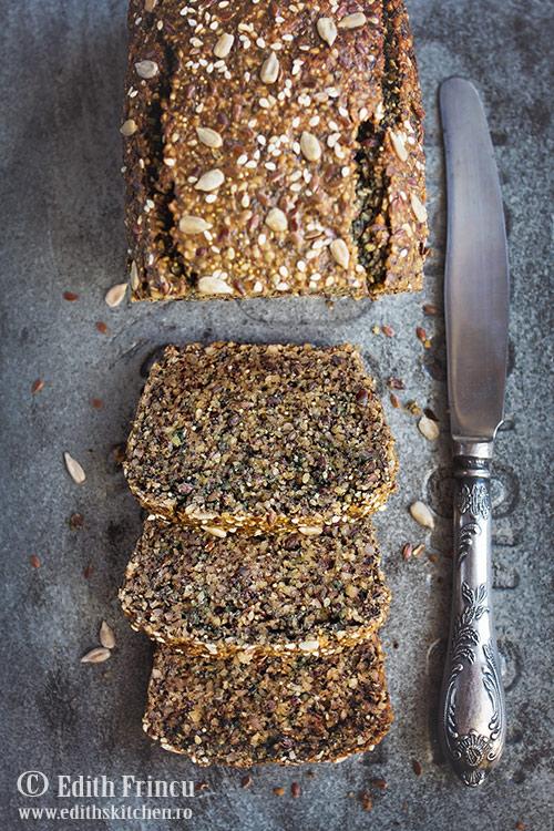 paine din seminte - Paine din seminte