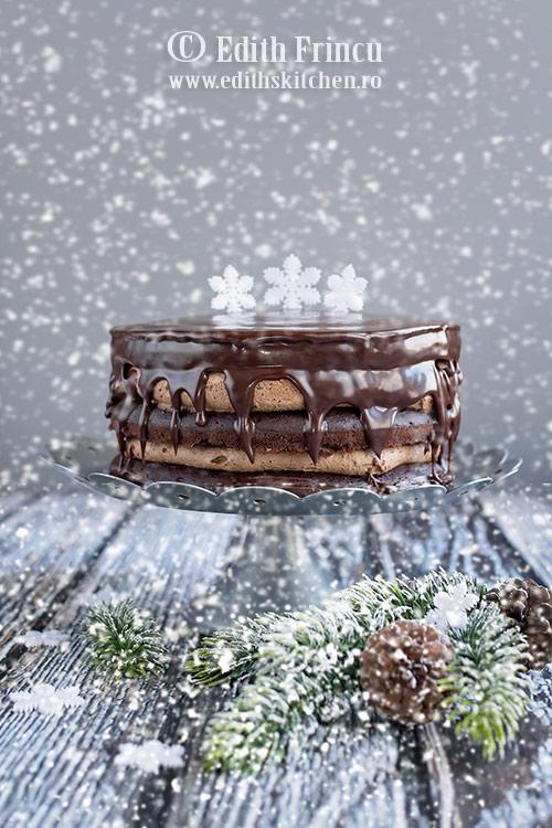 tort cu ciocolata - Tort cu ciocolata