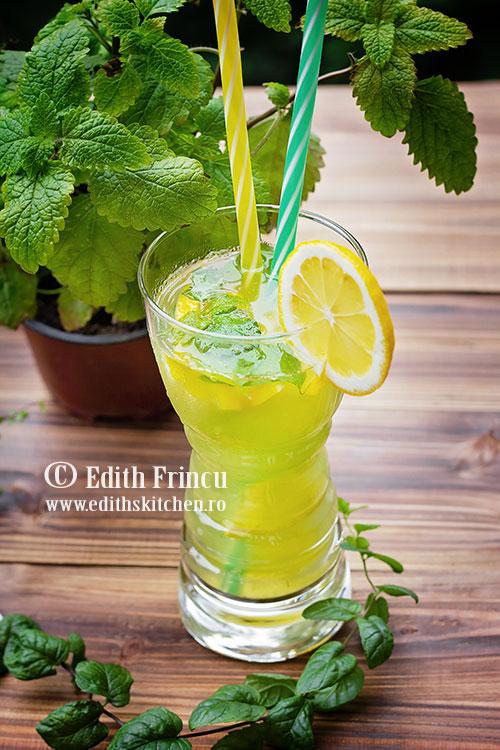 limonada cu roinita 1 - Limonada cu roinita