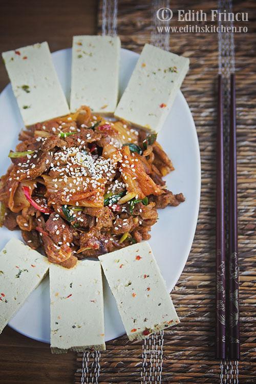 dubu kimchi 1 - Dubu kimchi