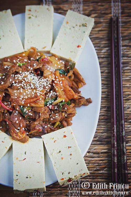 dubu kimchi - Dubu kimchi
