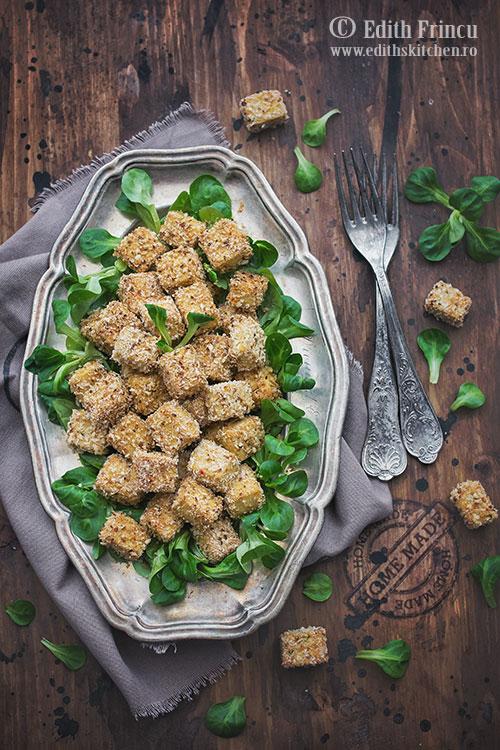 tofu-pane