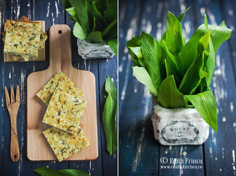 Placinta cu branza si leurda / Edith's Kitchen
