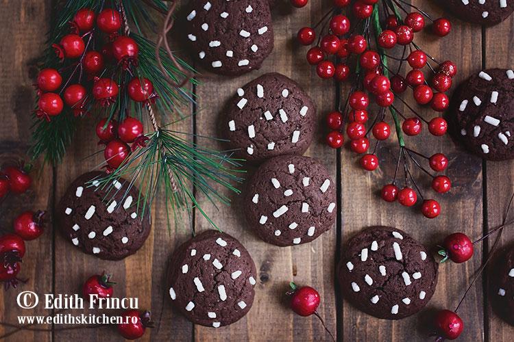 biscuiti cu rom si cacao 2 - Biscuiti cu rom si cacao