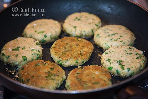 falafel in tigaie - Falafel