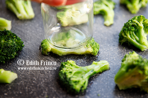 broccoli edenia fiert - Broccoli prajit cu parmezan