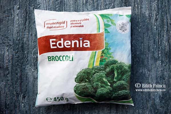 broccoli edenia - Broccoli prajit cu parmezan