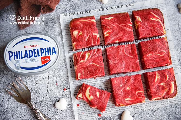 red velvet cheesecake 3 - Red velvet cheesecake